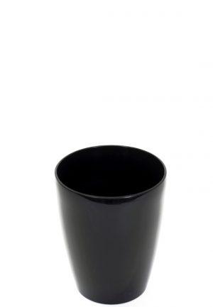 plastkruka, svart-0