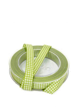 band rutigt, grönt-0
