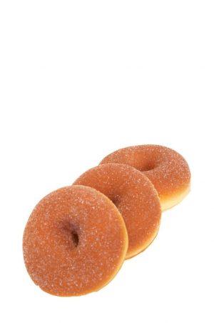 Donuts, sockermunkar, 3 st, konstgjorda-0