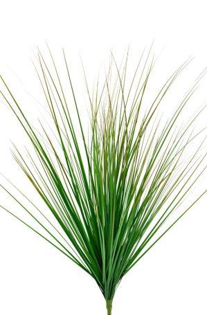 Gräs bush, grön, konstgjort-0