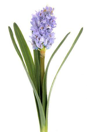 hyacint, blå, konstgjord blomma-0