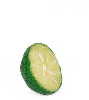 Lime, halva, konstgjord-0