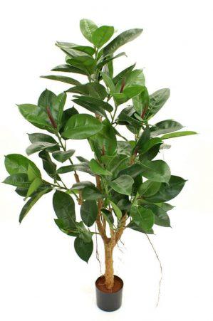 Fikus robusta, konstgjord-0