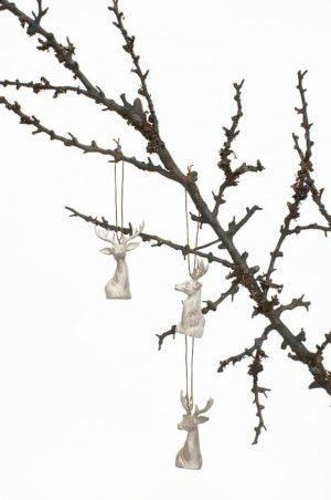 Renhuvud, häng, dekoration-0