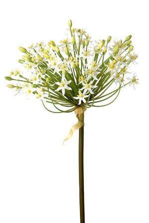 Allium, konstgjord blomma-0