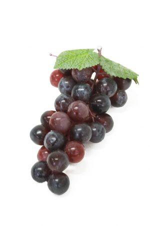 Vindruva liten, vinröd, konstgjord-0