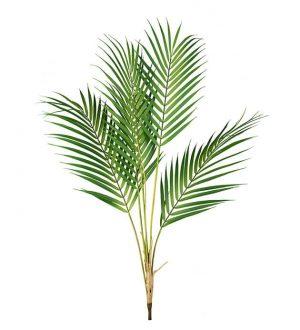 Bergspalm, konstgjord kvist, blad-0