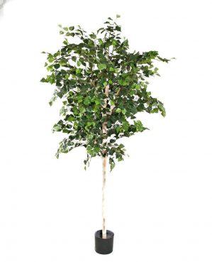 Björk, konstgjort träd-0