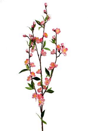 Körsbärsblom, rosa, konstgjort-4971