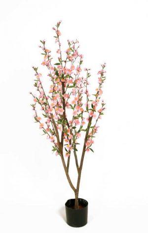 Körsbärsblom, rosa, konstgjord-0