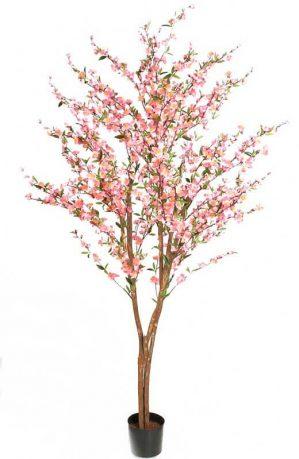 Körsbärsblom, rosa, konstgjort-0