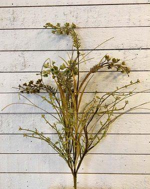 Bushgrass, konstgjort gräs-0