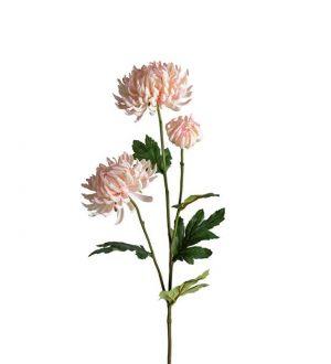 Chrysanthemum, rosa, konstgjord blomma-0