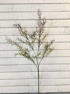 Asparagus, konstgjord blomma-0