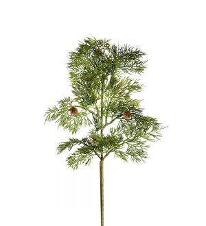Cypress, konstgjord kvist-0