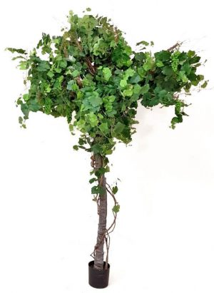Vinranka, träd, konstgjort-0