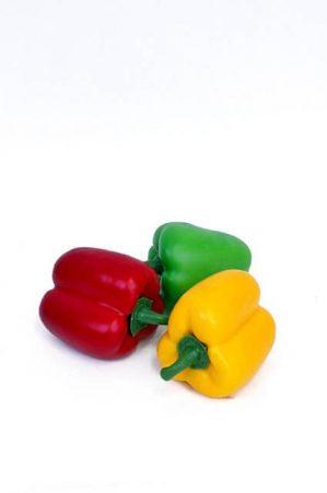 Paprika 3-pack, konstgjorda-0
