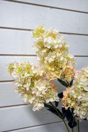 Syrenhortensia, konstgjord blomma-0