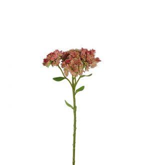 Kärleksört, konstgjord blomma-0