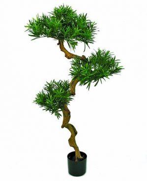 Producarpus träd, konstgjort, 170cm-6401