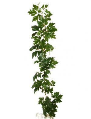 Hängväxt, cissus, grön, konstgjord -0