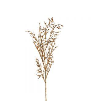 Gräs, havreliknande ax, konstgjort-0
